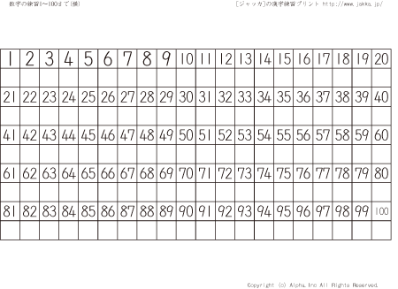 プリント ローマ字 練習 プリント : クリックでPDFプリントが表 ...